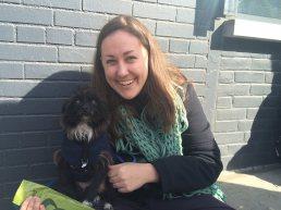 Volunteering at Badass Brooklyn Dogs