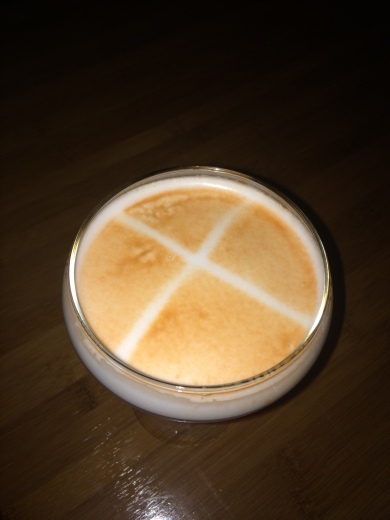 'X' marks the spot.