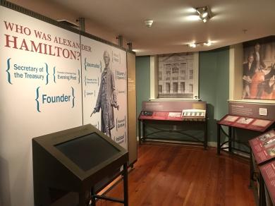 The Grange museum