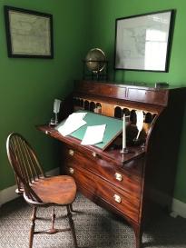 Alexander's desk