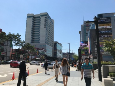 Near Shinsegae