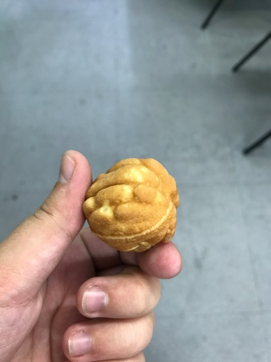 Cheonan's famous walnut cookie